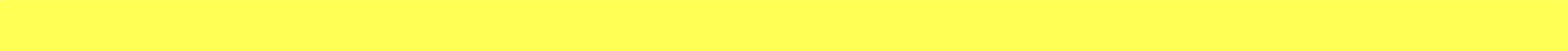 Decorative Yellow Line